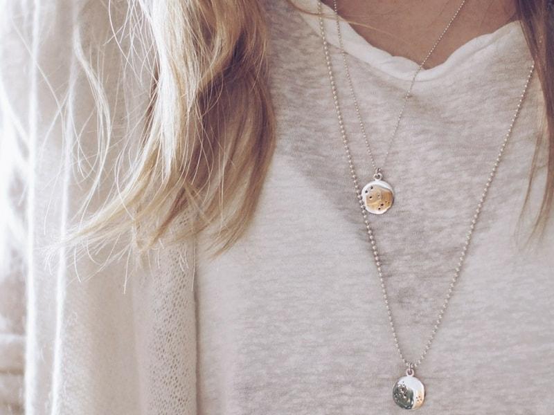 Mollie biżuteria gwiazd, konstelacja