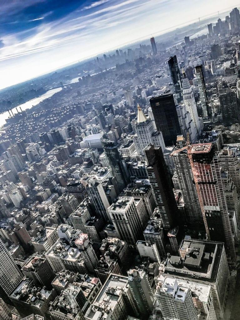 Mollie w Nowym Jorku