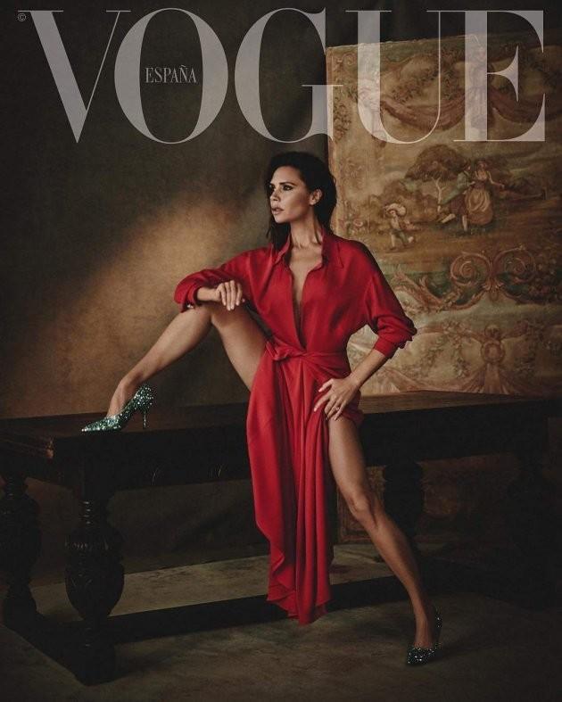 Victoria Beckham Vogue Espania