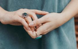 Kamienie szlachetne - Mollie sklep z biżuterią srebrną i pozłacaną